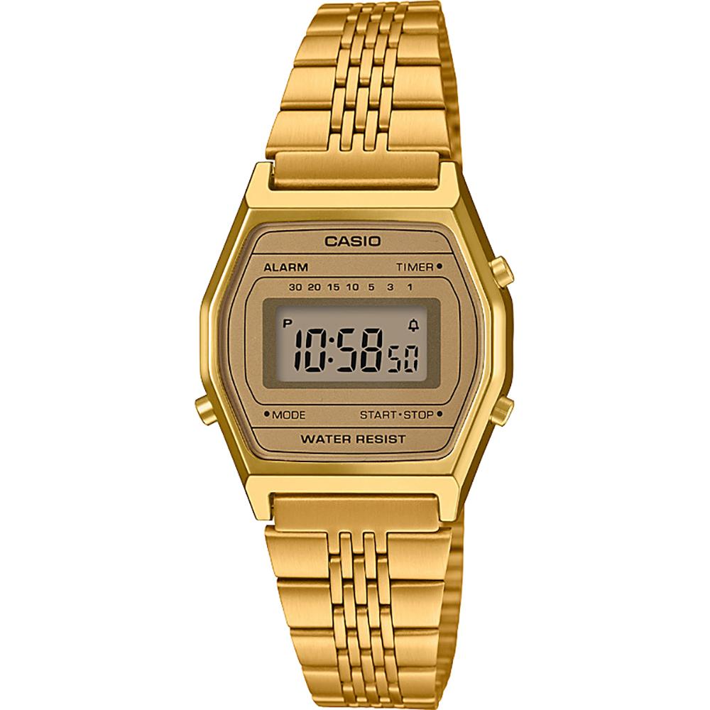 e608f190ae93 Casio LA690WEGA-9EF watch - LA690WEGA-9EF