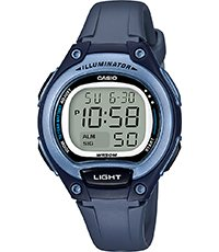 LW-203-2AVEF Ladies Digital 36.6mm