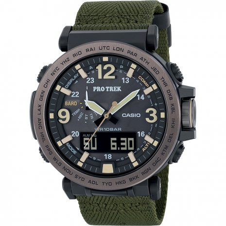 Casio Pro Trek Safari watch