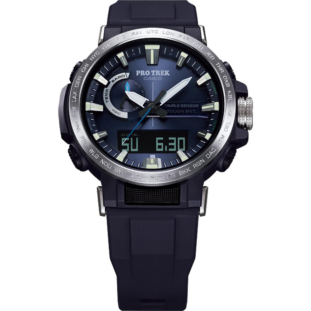 e052f81738d6 Casio PRW-60-2AER watch - Pro Trek