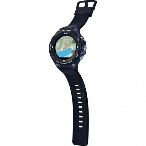 Outdoor Smartwatch with Replaceable Strap Spring Summer Collection Casio