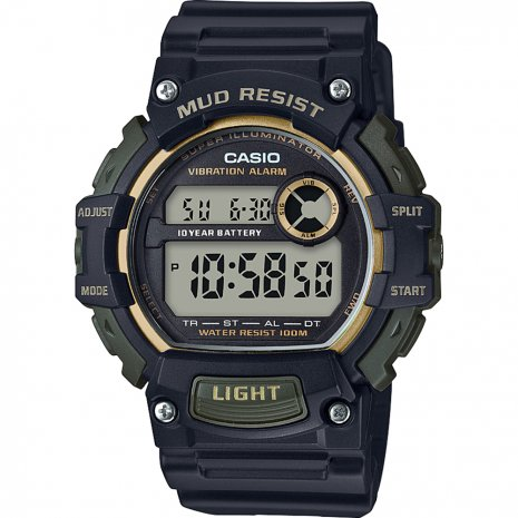 Casio Mud Resist watch