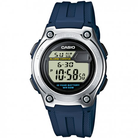 Casio W-211-2AVES watch