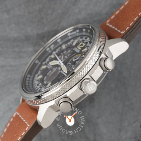 24 Hours Men's Eco Drive Fall Winter Collection Citizen