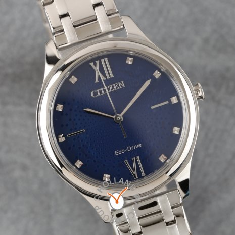 Citizen watch blue