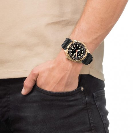 Automatic Gents Diver Spring Summer Collection Citizen