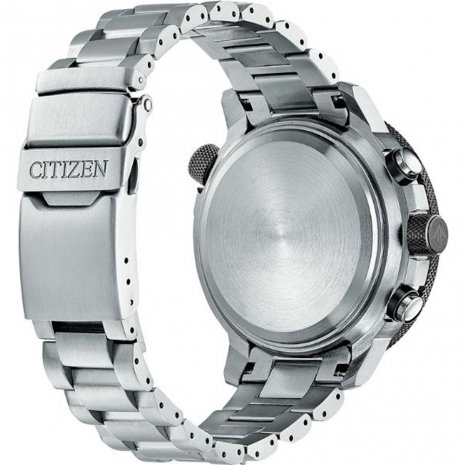 Titanium GPS Watch Fall Winter Collection Citizen