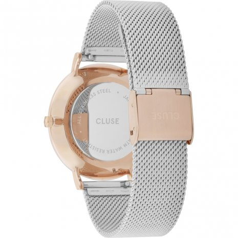 Cluse watch Bicolor Rose