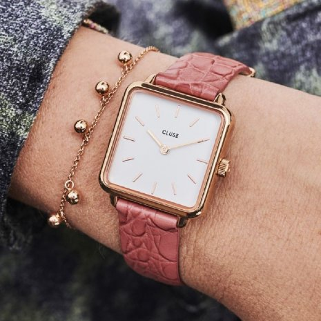 watch Rose Gold Quartz