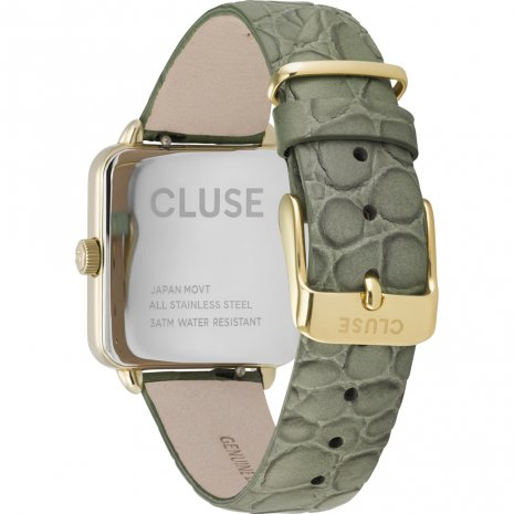 Cluse watch Green