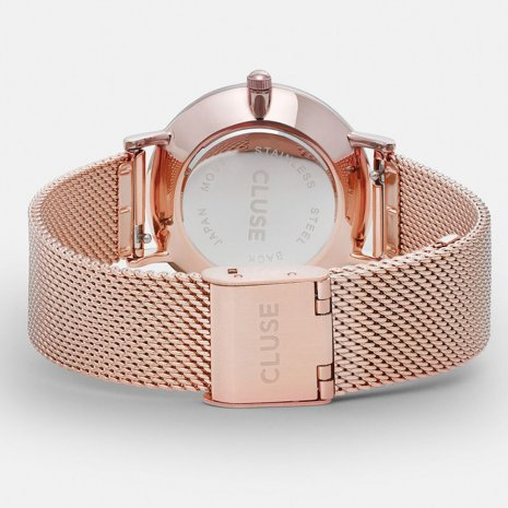Cluse watch Rose Gold