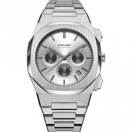 D1 Milano Charcoal Grey watch