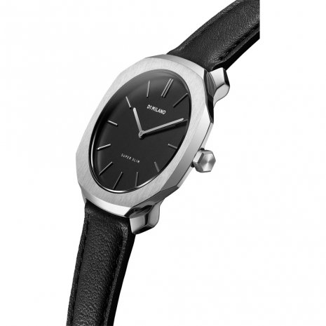 D1 Milano watch black