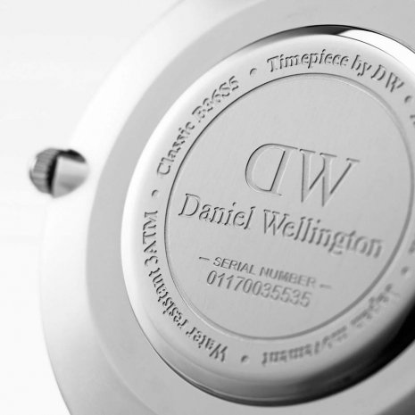 Daniel Wellington watch black