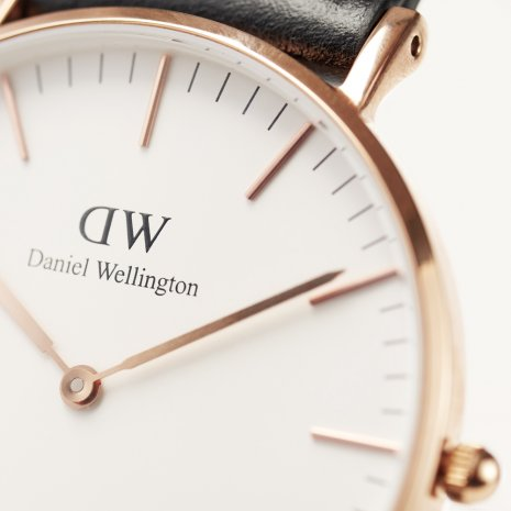 Daniel Wellington watch 2014