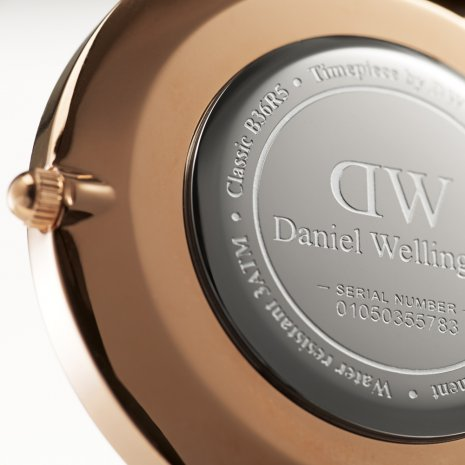 Daniel Wellington watch Rose Gold