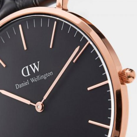 Daniel Wellington watch 2016