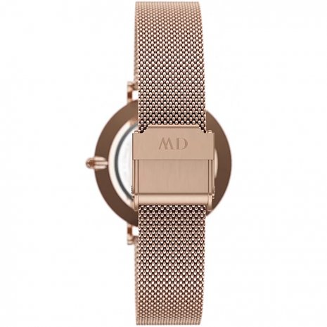 Fashion watch with milanese bracelet Spring Summer Collection Daniel Wellington