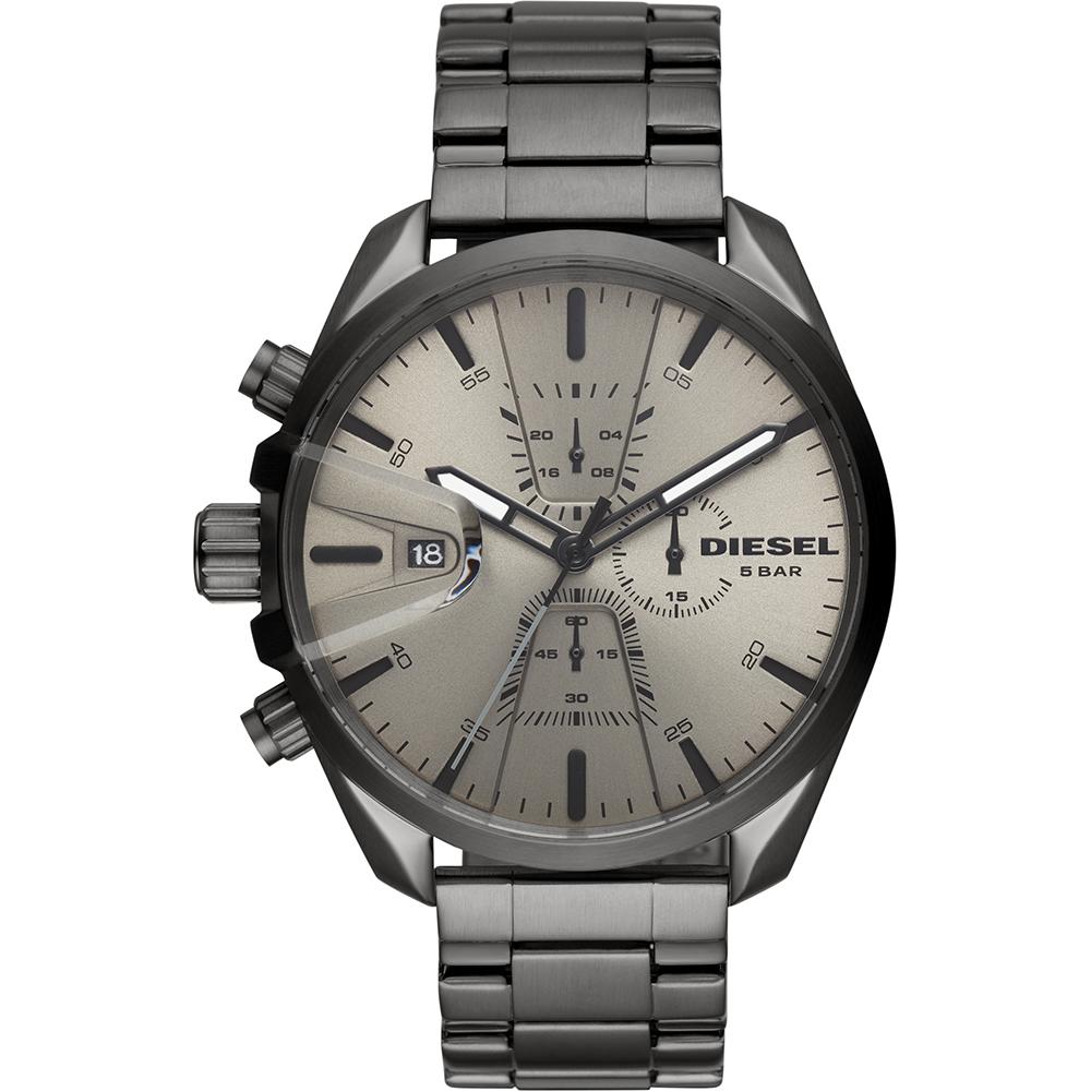 a49bda7343f8 Diesel XL DZ4484 Ms9 Chrono watch
