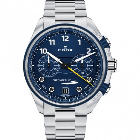 Edox Chronorally-S watch