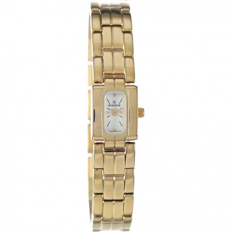 Edox First Lady Gold Cocktail Watch watch