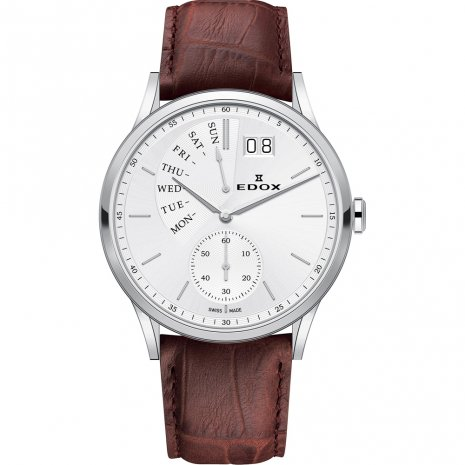 Edox Les Vauberts watch