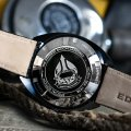 Special Edition automatic 32 ATM diving watch with extra strap Fall Winter Collection Edox