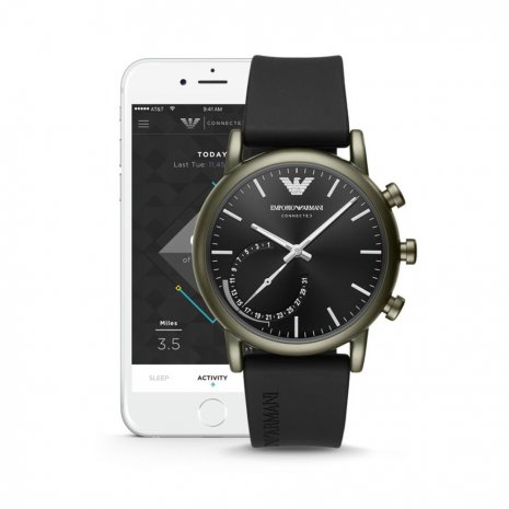 watch Green Smart Analog