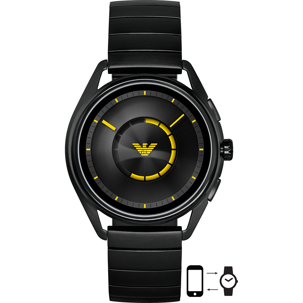 Emporio Armani ART5007 Connected watch - Connected b5e57354fa
