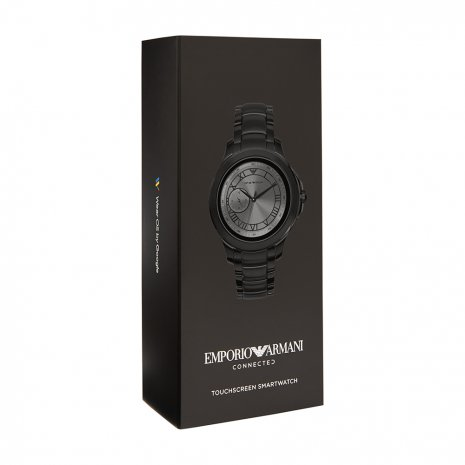 Touchscreen Smartwatch Alberto - Gen4 Fall Winter Collection Emporio Armani