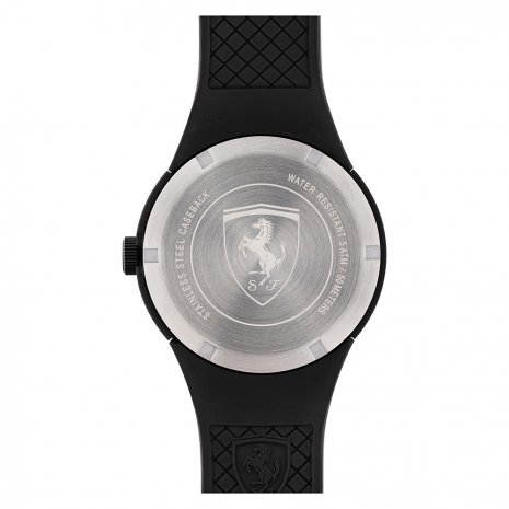 Scuderia Ferrari watch black