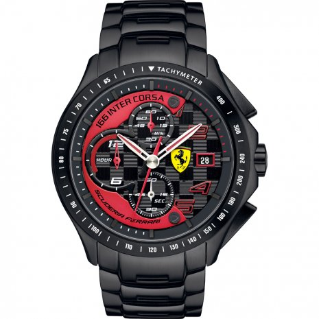 Ferrari Race Day watch