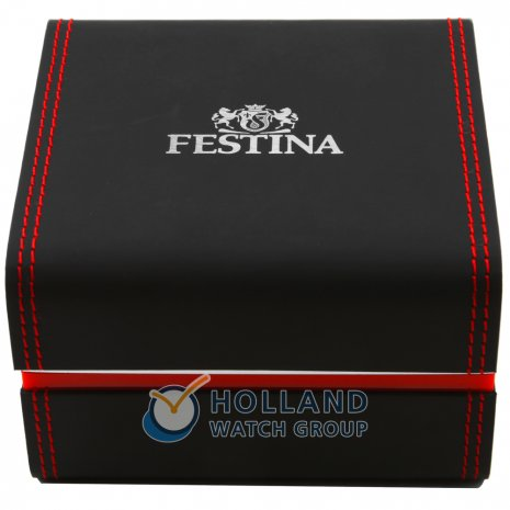Festina watch blue
