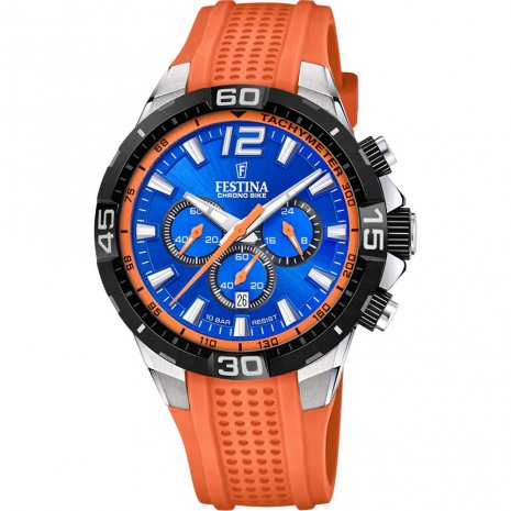 Festina Chronobike watch