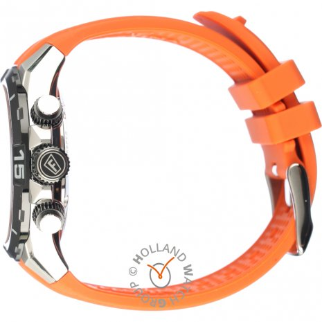 Festina watch orange