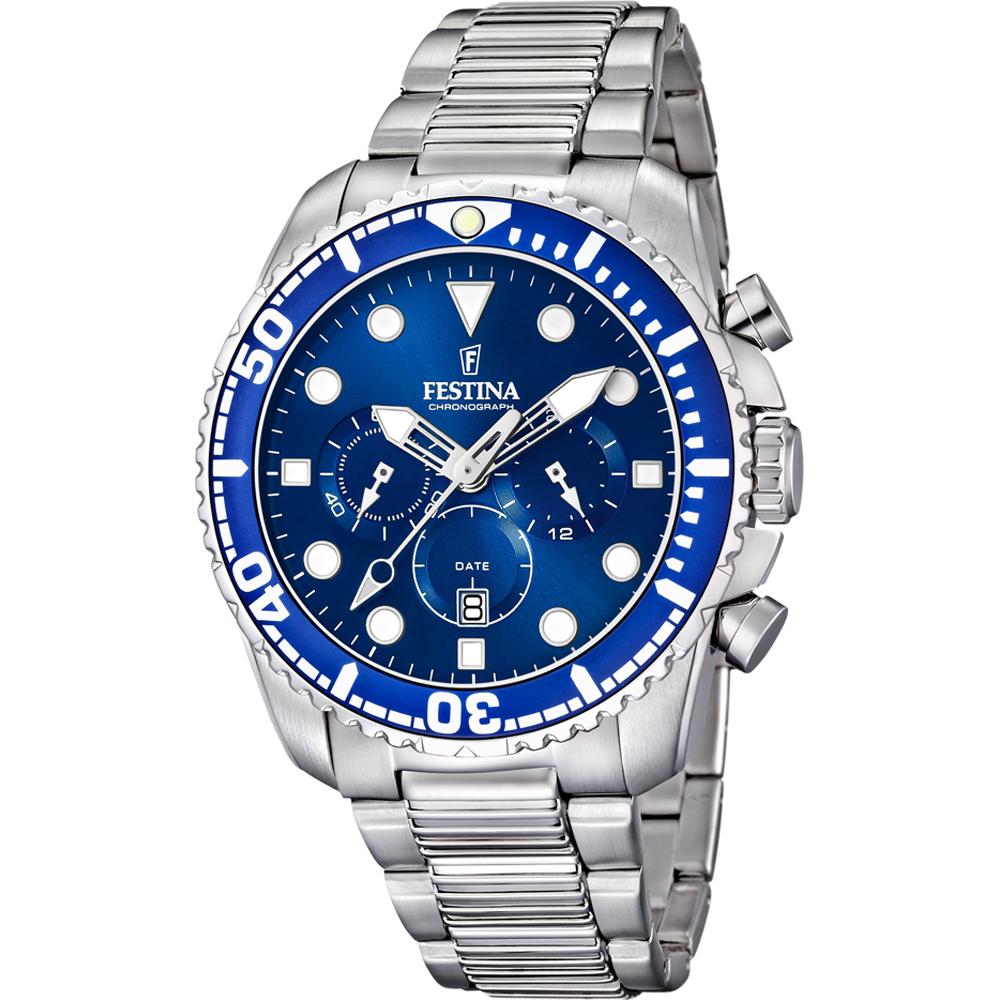 a165a742642 Festina F16564 A Sport watch - Chronograph