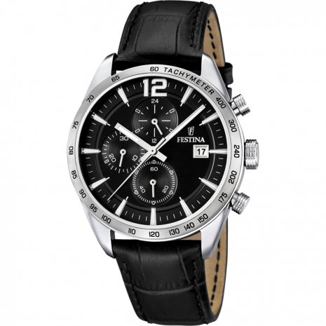 Festina Chronograph watch