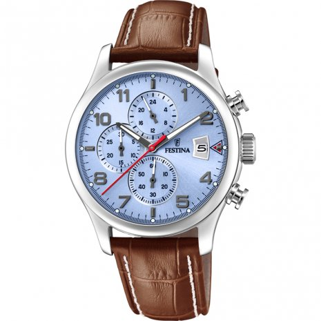 Festina Timeless chrono watch