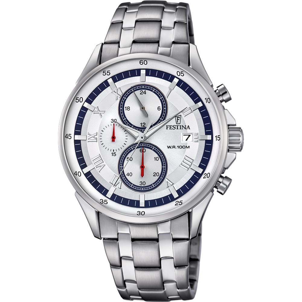 50271e4d10 Festina F6853/1 Sport watch - Timeless Chronograph