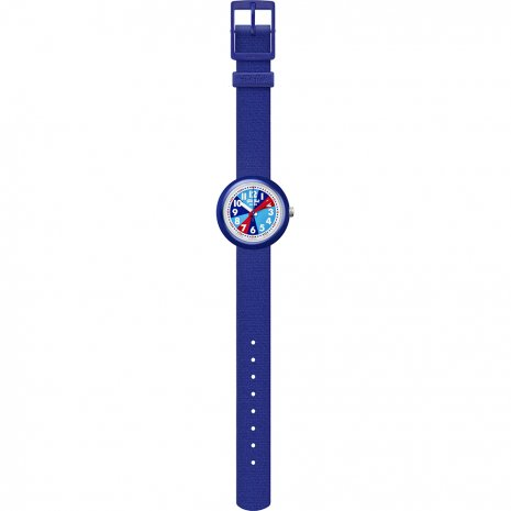 Flik Flak Blueish watch