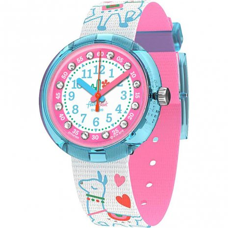 Flik Flak watch White