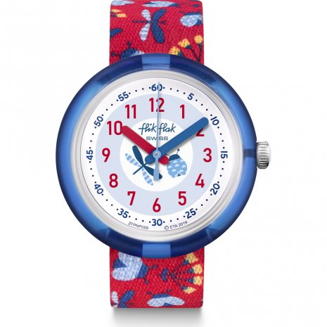 Flik Flak Demoiselles watch