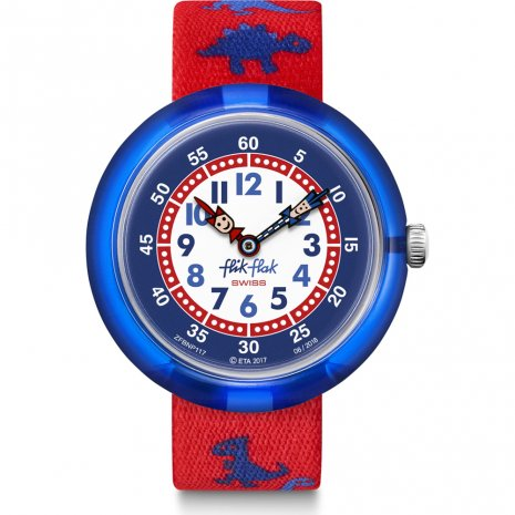 Flik Flak Dinosauritos watch