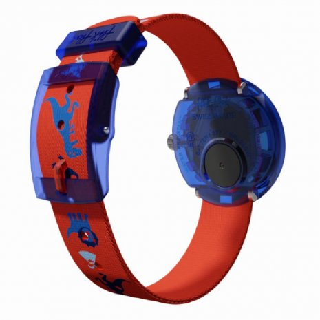 Swiss Made Kids Watch 秋冬款式 Flik Flak