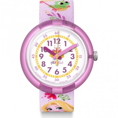 Flik Flak Disney Rapunzel watch