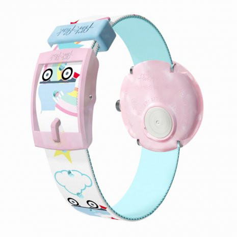 Swiss Made Kids Watch 春夏款式 Flik Flak