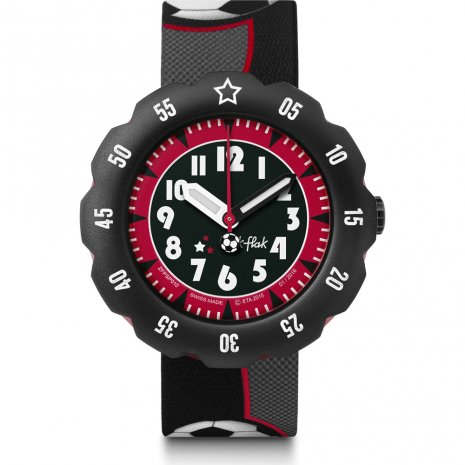 Flik Flak Soccer Star watch