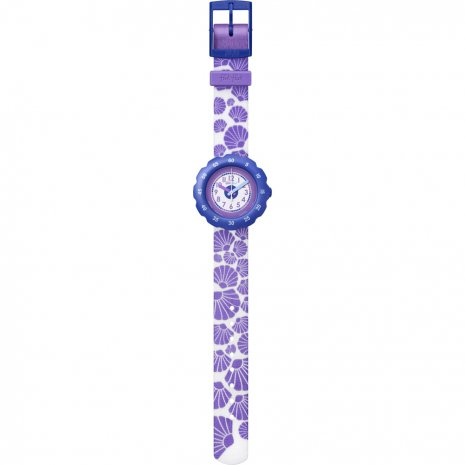 Flik Flak Soft Purple watch