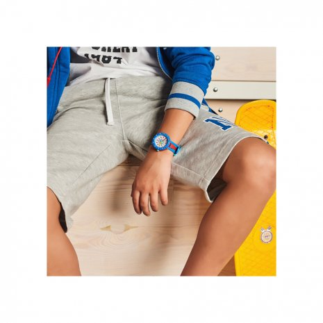 Swiss Made Kids Watch Spring Summer Collection Flik Flak