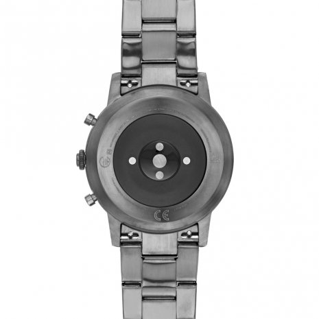 Fossil watch Anthracite